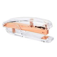 Rose Gold Stapler Office Decor