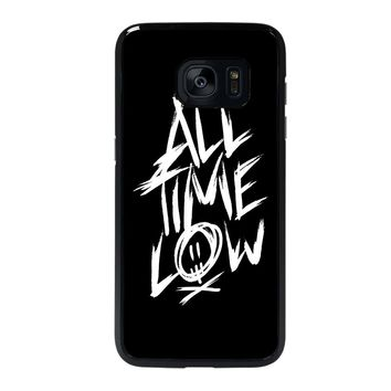 ALL TIME LOW LOGO Samsung Galaxy S7 Edge Case