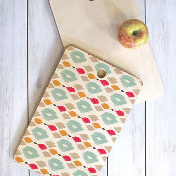 Allyson Johnson Dainty Chic Cutting Board Rectangle