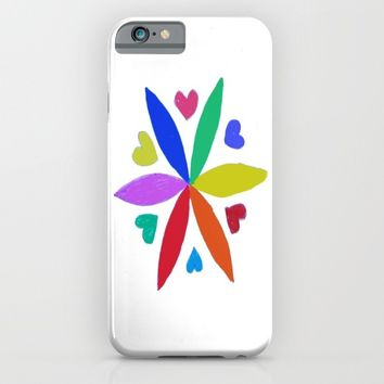 ENERGY FLOWER of LiFE iPhone & iPod Case by Azima