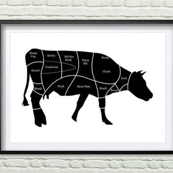 Ordinaire Shop Farm Animal Prints For Kitchen On Wanelo