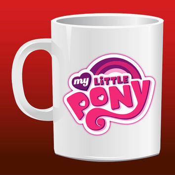 My Little Pony for Mug Design