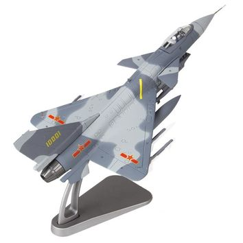 1:72 Unique PLAAF Model Plane - Military China 2000s Chengdu J-10 - 🎖️🇨🇳🕊️✈️💣
