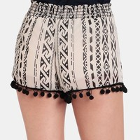 South Canyon Aztec Shorts | Threadsence