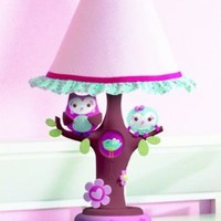 Summer Infant Lamp, Who Loves You