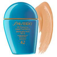 Shiseido UV Protective Liquid Foundation SPF 42 (1.0 oz