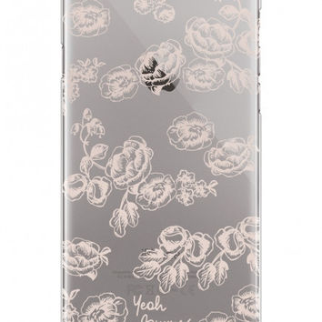 iPhone case - Flowers / iPhone 7