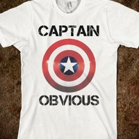 Captain Obvious (Split)