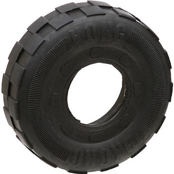 KONG Small Traxx Tire Dog Toy