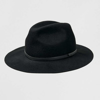 Black Puritan Hat
