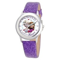 Disney® Frozen Anna Wristwatch - Purple
