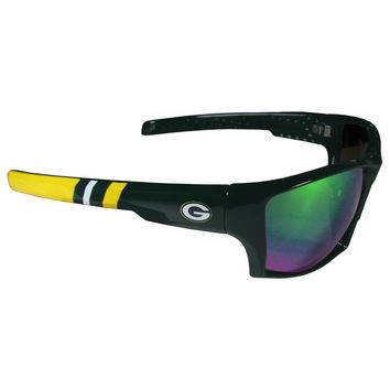 Green Bay Packers Edge Wrap Sunglasses FESG115-GR1