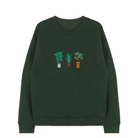 PLANTS PULLOVER