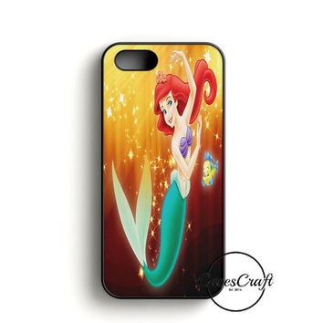 Disney Princess Jasmine iPhone 5/5S/SE Case