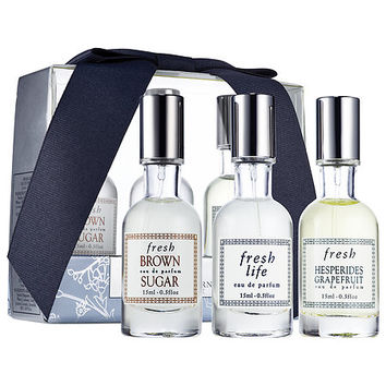 Fresh Fragrance Journey