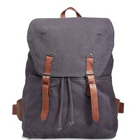 Lucky Brand Gs Canvas Men's Backpack Mens