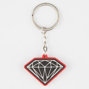 DIAMOND SUPPLY CO. Rubber Keychain | Lanyards + Keychains