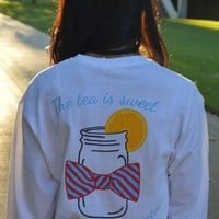 Southern Accents Long Sleeved Pocket Tee - Presale