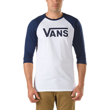 Vans Classic Raglan T-Shirt | Shop Mens T-Shirts at Vans