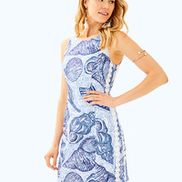 Mila Shift Dress | 29529-blueperipopupstuffedshells | Lilly Pulitzer