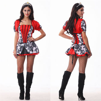 Cosplay Anime Cosplay Apparel Holloween Costume [9211525700]