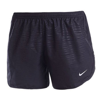 """Nike"" Fashion Print Exercise Fitness Running Sports Shorts"