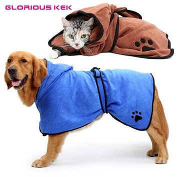 Bathrobe for Dogs & Cats
