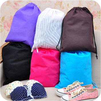 Shoes Storage Stuff Bag Thicken Portable With Pocket Bags [6377498180]