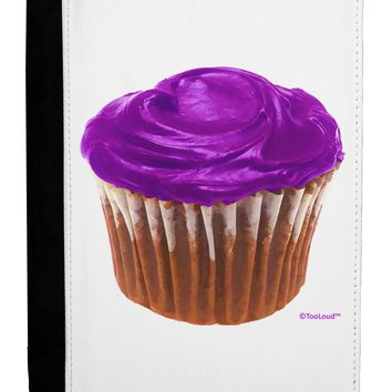 Giant Bright Purple Cupcake Ipad Mini Fold Stand  Case by TooLoud