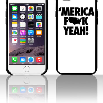Merica Fuck Yeah! 5 5s 6 6plus phone cases