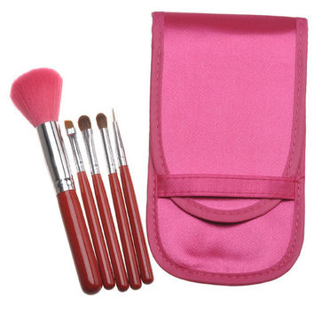 5-pcs Fashion Make-up Brush Set = 4831016708