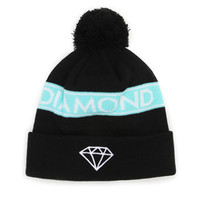 Diamond Supply Co Simple Pom Beanie at PacSun.com