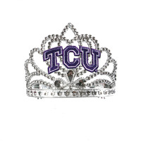 Texas Christian Horned Frogs NCAA Crown Tiara