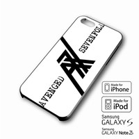 Avenged Sevenfold iPhone case 4/4s, 5S, 5C, 6, 6 +, Samsung Galaxy case S3, S4, S5, Galaxy Note Case 2,3,4, iPod Touch case 4th, 5th, HTC One Case M7/M8