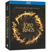Lord Of The Rings Trilogy (BD) |