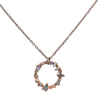 Opal Chip Necklace