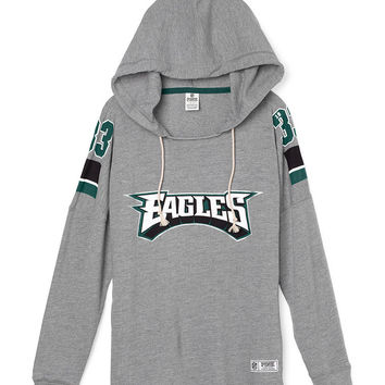 Philadelphia Eagles Pullover Hoodie - PINK - Victoria's Secret