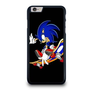 SONIC THE HEDGEHOG SKATEBOARD iPhone 6 / 6S Plus Case Cover