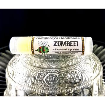 ZOMBEE Lip Balm | Tupelo Honey Flavor | All Natural Bee Balm