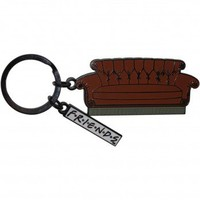 Friends Couch Keychain
