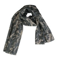 Outdoor Tactical Scarf Camo Mesh Scarf Outdoor Jungle Muffler Breathable Headband Tactical LB