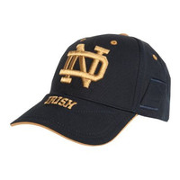 NCAA Notre Dame Fighting Irish EVOCAP Holds Eyewear in Place, School Color Cap