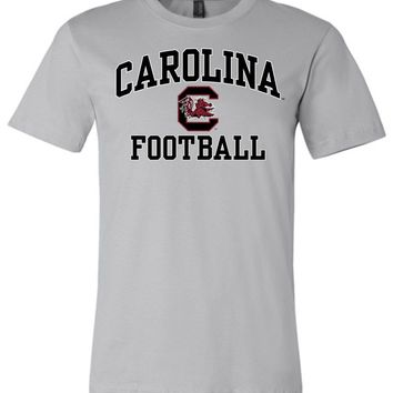 Official NCAA University of South Carolina Fighting Gamecocks USC COCKY SC Football Unisex T-Shirt - SC004