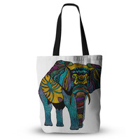 "Pom Graphic Design ""Elephant of Namibia"" Everything Tote Bag"