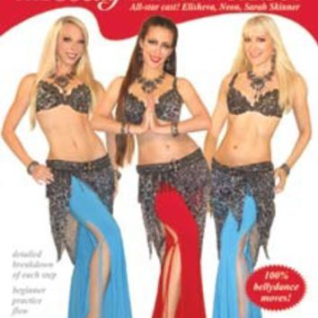 """""""Hard Candy The Belly Dance Workout with Neon"""" DVD"""