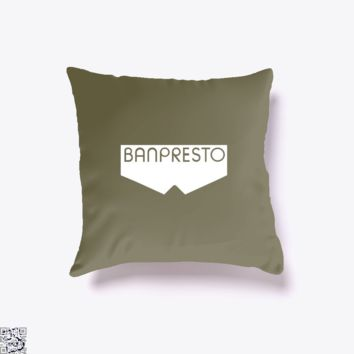 Banpresto, Gundam Throw Pillow Cover