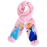 Disney Anna and Elsa Scarf for Girls - Frozen | Disney Store