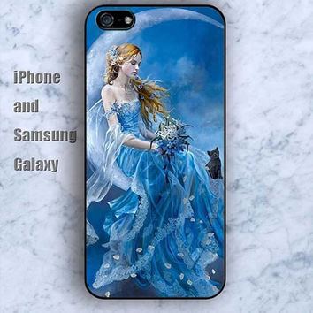 Frozen blue colorful iPhone 5/5S case Ipod Silicone plastic Phone cover Waterproof