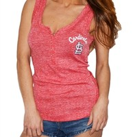 Womens St. Louis Cardinals Tank Top | SportyThreads.com