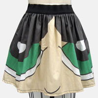 Power Girl Full Skirt
